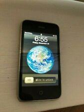 Apple iPhone 3 Unlocked Black Model A1241 8 GB