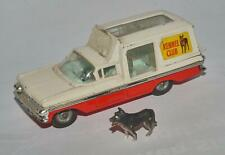 Corgi Toys 1:43 Chevrolet Impala KENNEL CLUB mit Hund