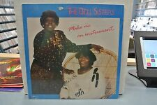 BELL SISTERS - MAKE ME AN INSTRUMENT LP - MACON GA GOSPEL - NEW - SEALED