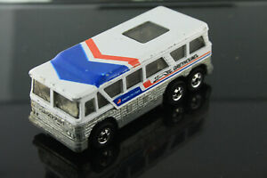 Greyhound BUS  Original  Unrestored Hot Wheels Blackwall: