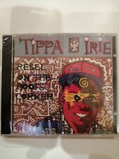 TIPPA IRIE - REBEL ON THE ROOTS CORNER (CD) RAS records 1994