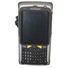 Psion Teklogix 7505 Rf Handheld Terminal Ikon Has Hand Strap Amp Stylus No Battery
