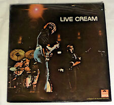 Cream: Live cream [Still Sealed & Unplayed Copy on Polydor; England Import]