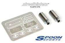 Streetblisters 1/24 N1 Muffler Exhausts (2pcs)