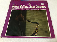 LP SONNY ROLLINS/JAZZ CLASSICS RARE ORIGINAL REMASTERED FOR STEREO (M)
