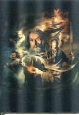 The Hobbit An Unexpected Journey Binder Exclusive Lenticular Card KA-08