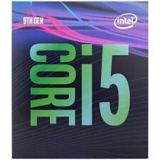 Intel Core i5-9400 Procesador de escritorio de 6 núcleos hasta 4.1 GHz Turbo LGA1151 300 ser
