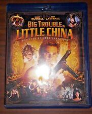 Big Trouble in Little China (Blu-ray Disc, 2013) Kurt Russell