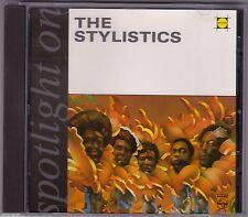 Stylistics - Spotlight On The stylistics - CD (848 339-2 Philips 1991)