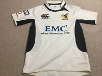 Canterbury London Wasps Rugby Union Jersey Size Small White England