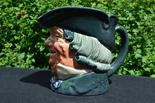 Large Royal Doulton Parson Brown Toby Jug With A Mark - Pre 1956 - Ex. Condition