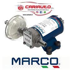 Pompa Travaso Elettrica trasferimento gasolio, antigelo 12v MADE IN ITALY