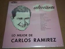 LO MEJOR DE CARLOS RAMIREZ - 16 Selecciones - Remo LPR-1520 SEALED