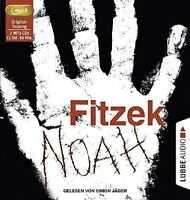SEBASTIAN FITZEK - NOAH 3 MP3 CD NEU