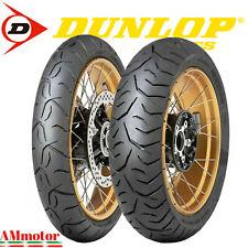 Dunlop Meridian 170 60 + 120 70 19 Gomme R 1200 GS Moto Riaccendi La Stagione