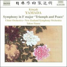 Kôsçak Yamada: Symphony in F major 'Triumph and Peace', New Music