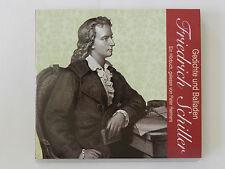 CD Friedrich Schiller Gedichte und Balladen Peter Reimers