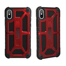 Iphone X funda Urban Armor Gear UAG extremo Protección Monarch protector