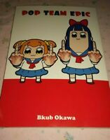 Pop Team Epic Manga english paperback new graphic novel