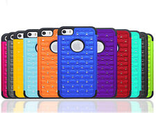 Luxurious Sparkly Studded Bling Diamond Hybrid Case Cover For iPhone 4 4s