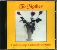 Country Songs Dedicated To Mother ( Smiley Bates )  RARE ORIG Canadian CD (New!)