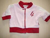 H & M süße Jacke Gr. 62 rosa-rot !!