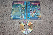 Dragon's Lair (Sega Cd) Complete