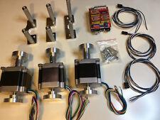 Proxxon mf70 CNC Transformation Kit Nema 23 Étape moteur solex Contrôle Boîtier