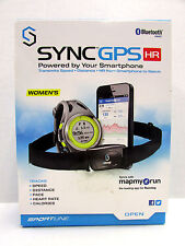 Sync Gps powered by your Smart phone-Sportline for Women include bluetooth-New