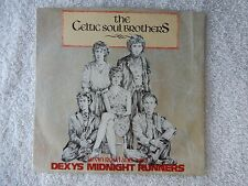 "Dexys Midnight Runners ""The Celtic Soul Brothers/Reminisce Part One"" PS 45"