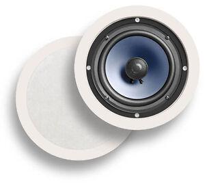 Polk RC60i In-Ceiling Speakers - White