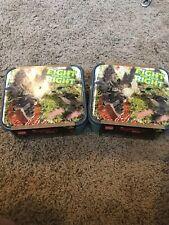 "LEGO Ninjago Movie Lunchbox, Sand Green (6.3"" x 5.5"" x 2.6"") Brand New"