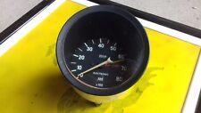 FIAT 124 SPORT SPIDER CONTAGIRI VEGLIA BORLETTI