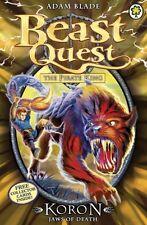 Koron, Jaws of Death: Book 44 (Beast Quest),Adam Blade