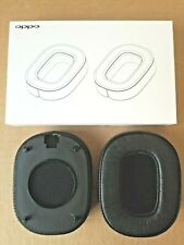 Oppo PM1 Synthetic Leather Ear Pads- Black. Also compatible with PM-2