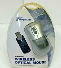 Targus Wireless Notebook Optical Mouse USB PAWM10U NEW