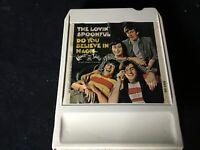 "The Lovin' Spoonful ""Do You Believe In Magic""  "" Very Rare"" Lear Jet Flat Pak 8"