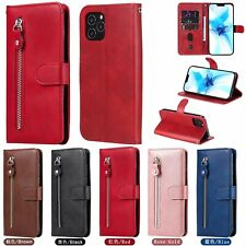 Zipper Wallet Leather Flip Case Cover For iPhone 11 Pro XS Max SE 2020 8 Plus XR