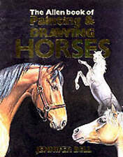 The Allen Book of Painting and Drawing Horses-ExLibrary