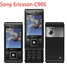 Original Sony Ericsson C905 Unlocked GSM Single Core 2.4 Inches 8MP Bluetooth