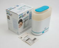 Philips Avent Steriliser and Electric breast pump