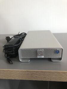 4TB G-Drive Thunderbolt 2/USB3 External hard drive