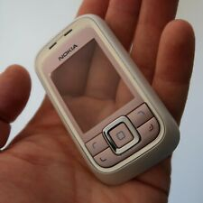 Genuine Nokia 6111 Pink Front Fascia sold as seen good condition