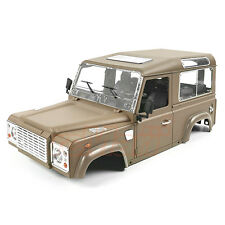 Xtra Speed D90 Hard Plastic Pre Painted Body RC Cars Crawler Brown #XS-59491BN