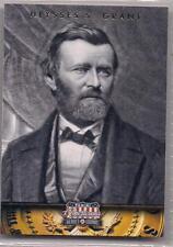 2012 Panini Americana Heroes & Legends Ulysses S. Grant