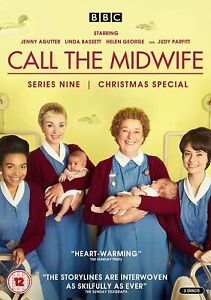 CALL THE MIDWIFE Complete Series 9 (Region 4) DVD Season Nine Christmas Special