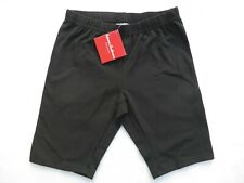 Hanna Andersson Girls Bike Shorts 100 Black Cotton NEW size 4 NWT
