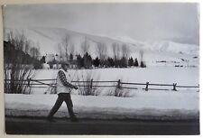Photo John Bryson - Ernest Hemingway - Tirage argentique d'époque -