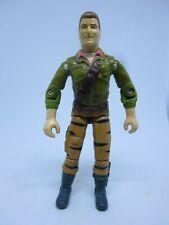 Tiger Force Duke STRIPPED SCREW/LOOSE WAIST  Incomplete  1988 GI JOE Vintage MP
