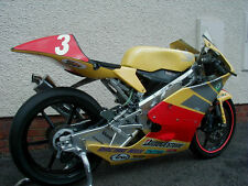 HONDA HP 250 HARC PRO GP RACE BIKE 2008